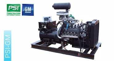 موتور گاز سوز پی اس آی - جی ام PSI-GM