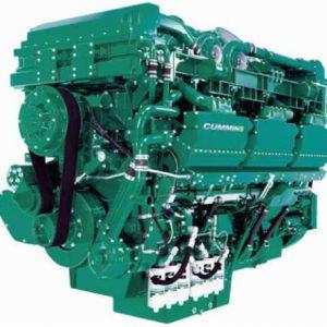خرید موتور دیزل کامینز Cummins مدل QSK78-G6