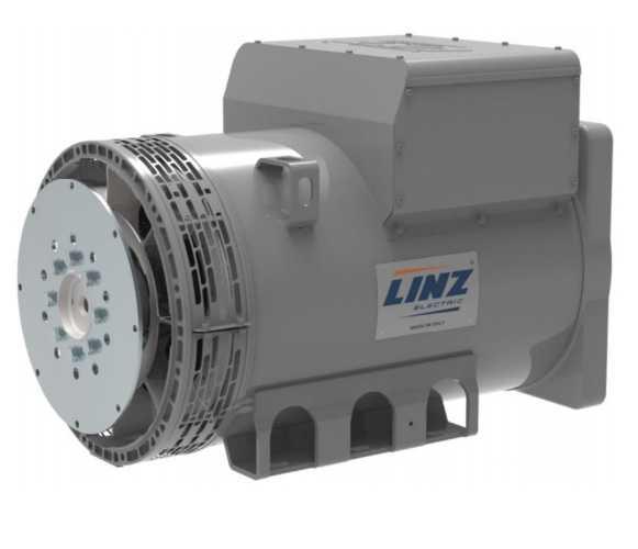 ژنراتور لینز مدل PRO22M F/4