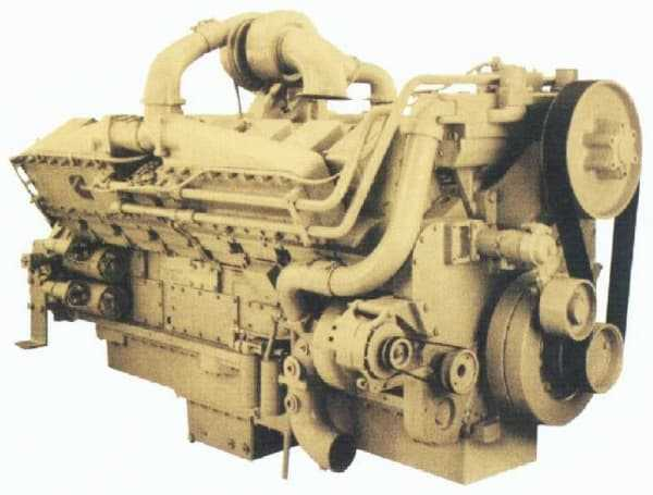 خرید کوپله پارسیان دیزل موتوردیزل کامینز Cummins مدل KTA50-G3