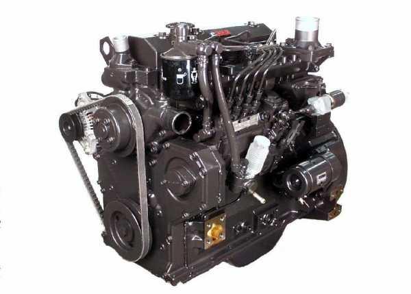 خرید موتور دیزل کامینز Cummins مدل 4B3.3-G1