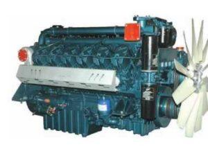 موتور دیزل کرلوسکار مدل DV12